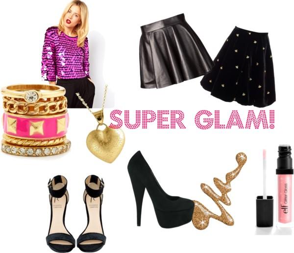 Super Glam!