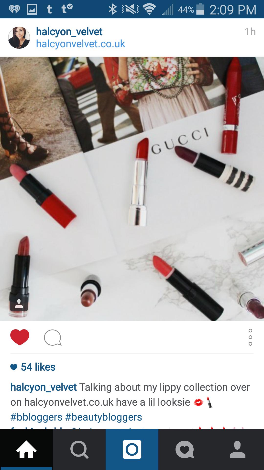 Instagram Finals Week Wpid Screenshot
