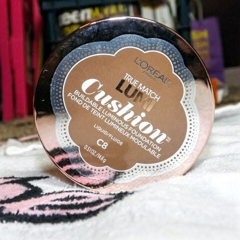 Product Review: L'Oreal True Match Lumi Cushion Foundation