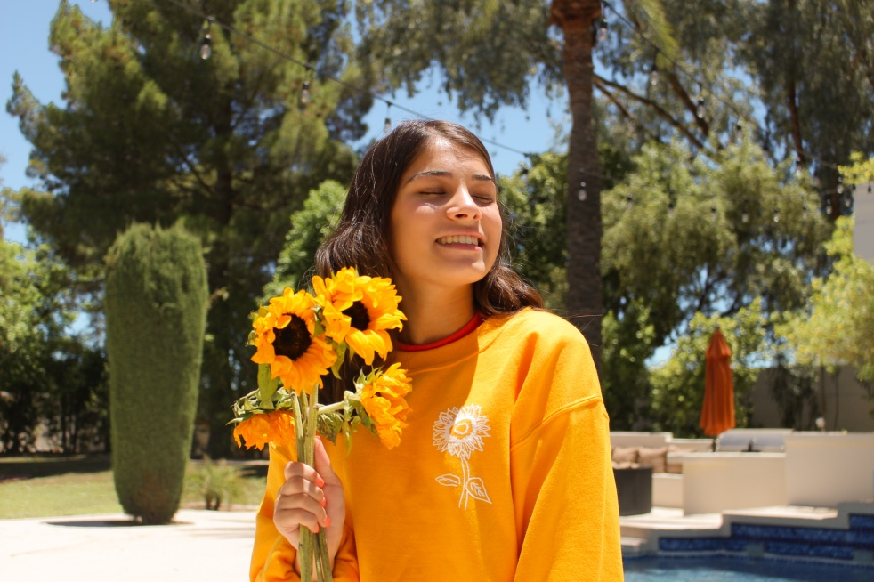 #SpreadTheSunshine: An Interview with Mahek Sawhney