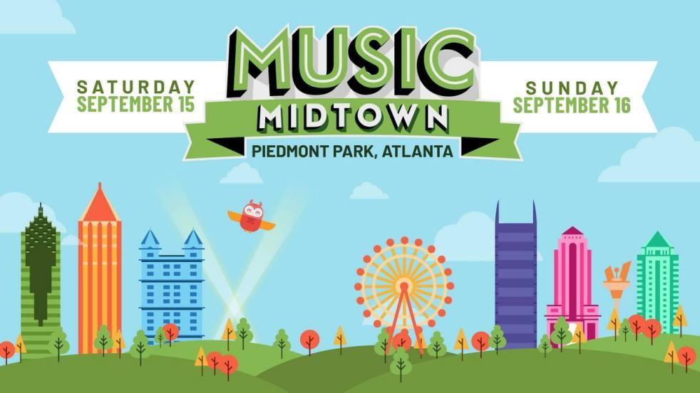 Music Midtown 2018 Recap